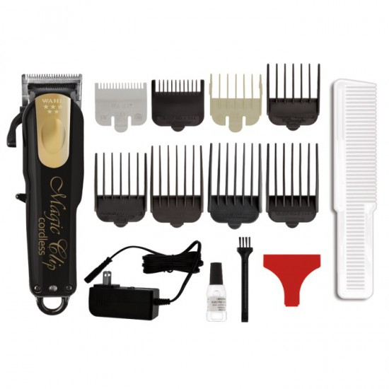 Tông đơ Wahl Magic Clip Black & Gold Cordless