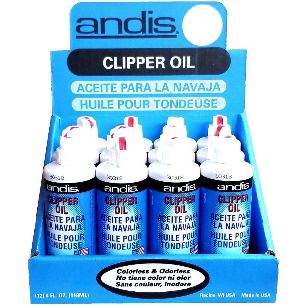 Dầu tông đơ Andis Clipper Oil