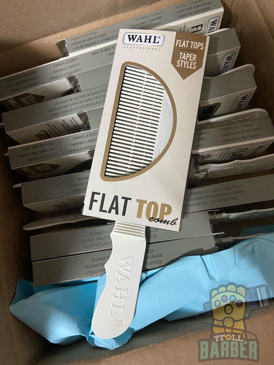 Lược cắt tóc Wahl Flat Top
