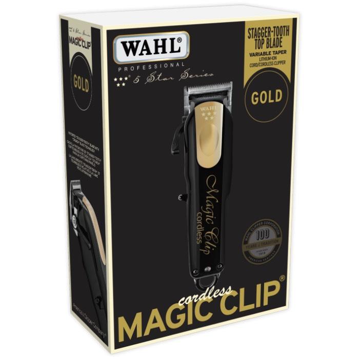 Tông đơ Wahl Magic Clip Black & Gold